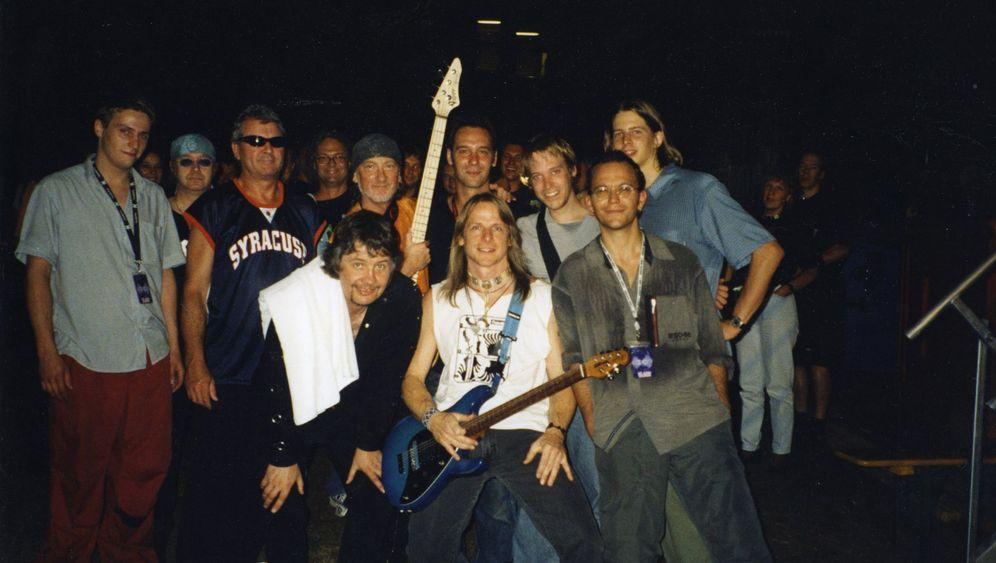 Auf Tour mit Deep Purple: Einmal Rockstar und zurück
