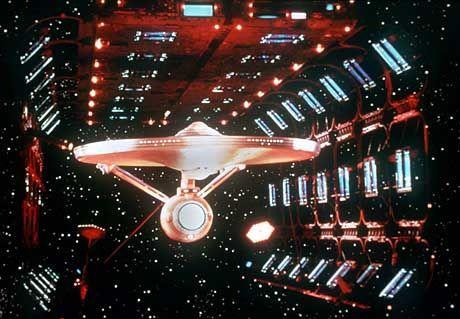 """""""Raumschiff Enterprise"""": Auswirkungen von Technik wichtiger als realisierbare Konzepte"""