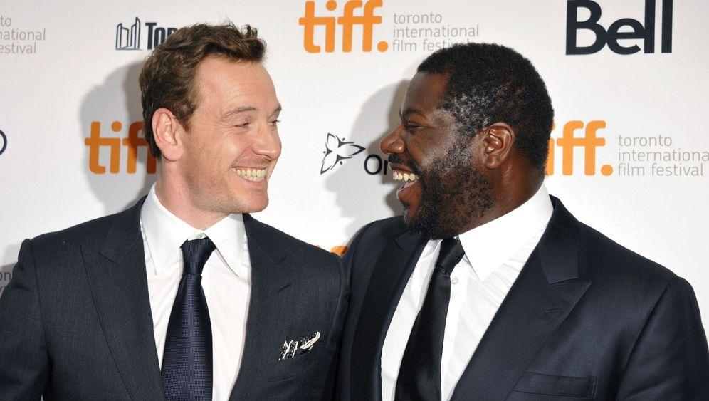 """Sklaverei-Drama """"12 Years a Slave"""": Mit dunkler Geschichte auf Oscar-Kurs"""