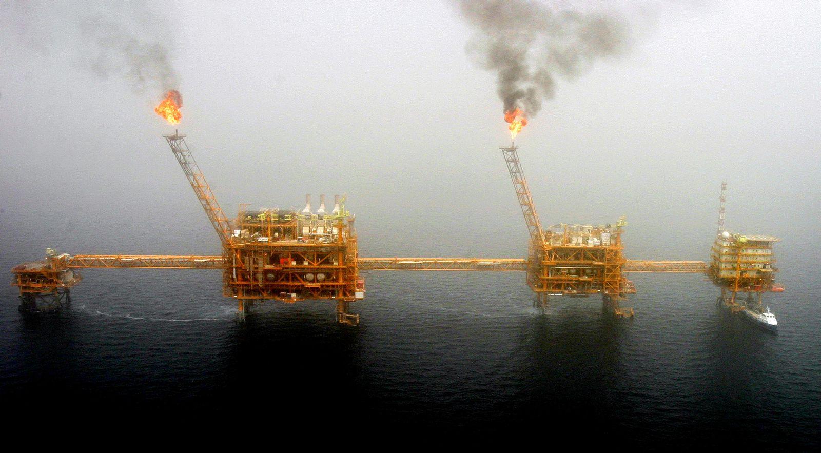 IRAN / Konjunktur / Öl-Industrie