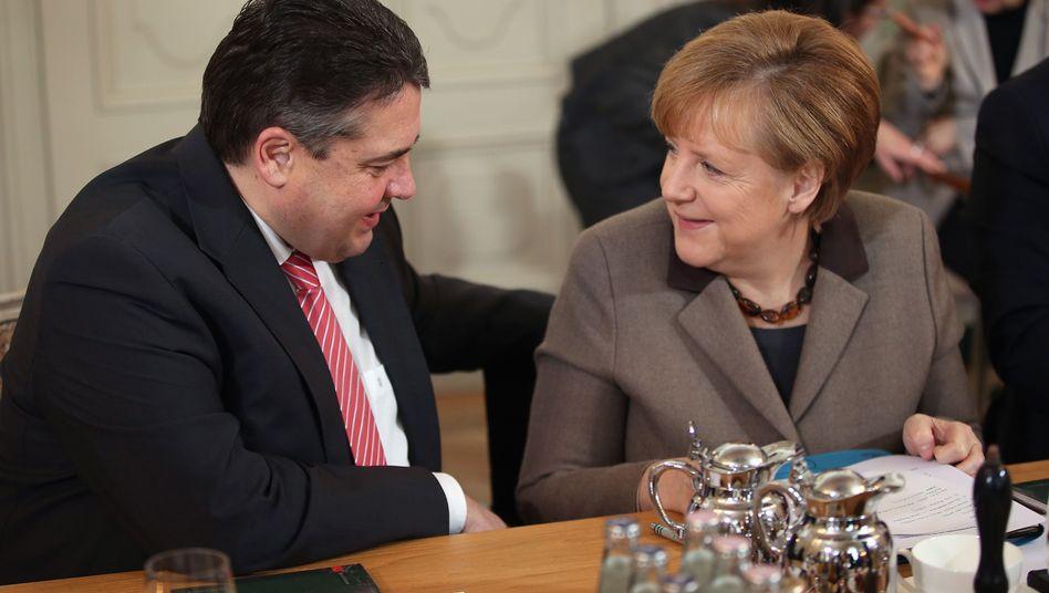 Klausur in Meseberg: Die entschleunigte Koalition