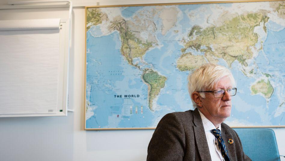 Johan Carlson, Generaldirektor der schwedischen Behörde für Volksgesundheit