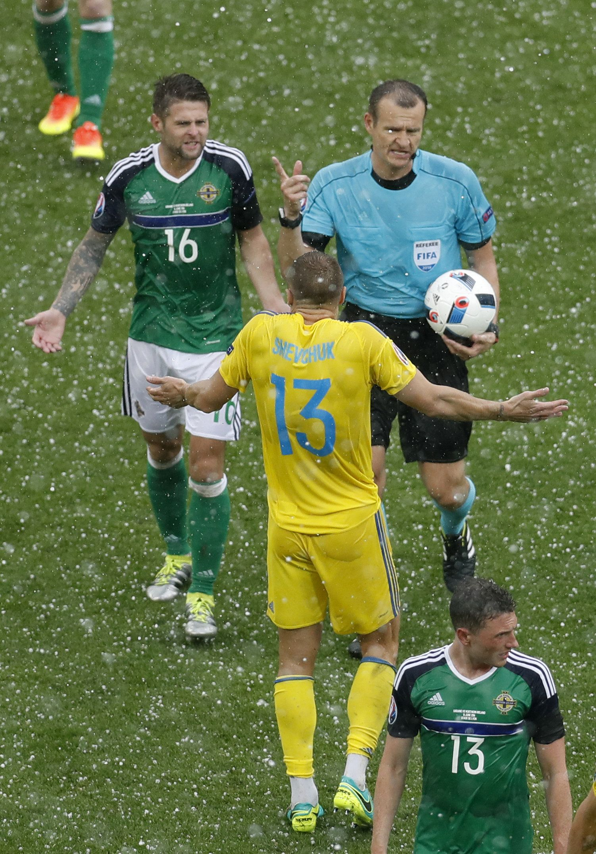 Ukraine Vs Nordirland