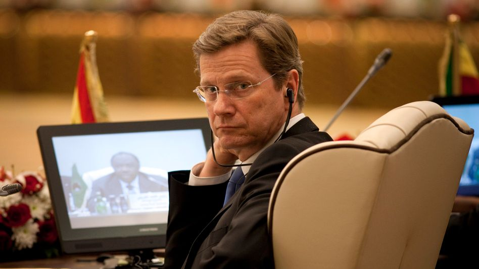 The chief of staff to Guido Westerwelle, who is also Germany's foreign minister, at his Free Democratic Party's national headquarters has admitted he was the source mentioned in a sensitive WikiLeaks cable.