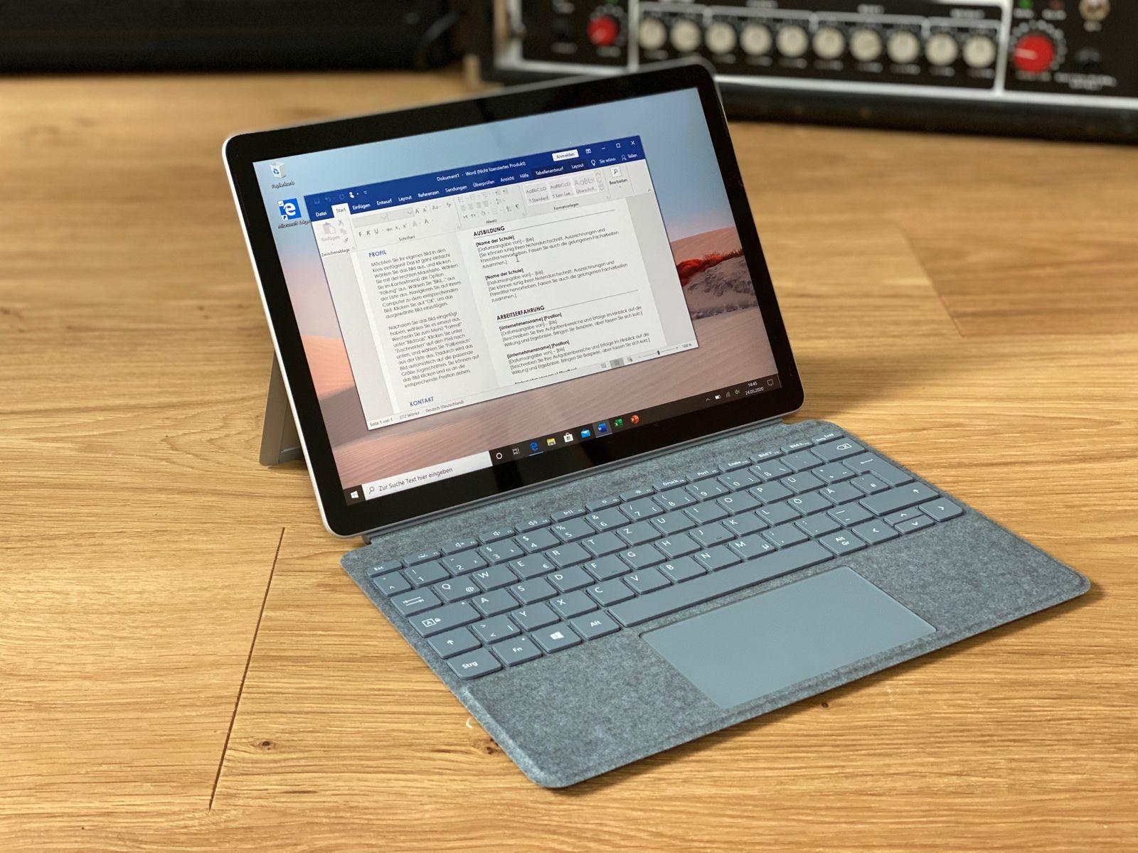 Microsoft Surface Go 2