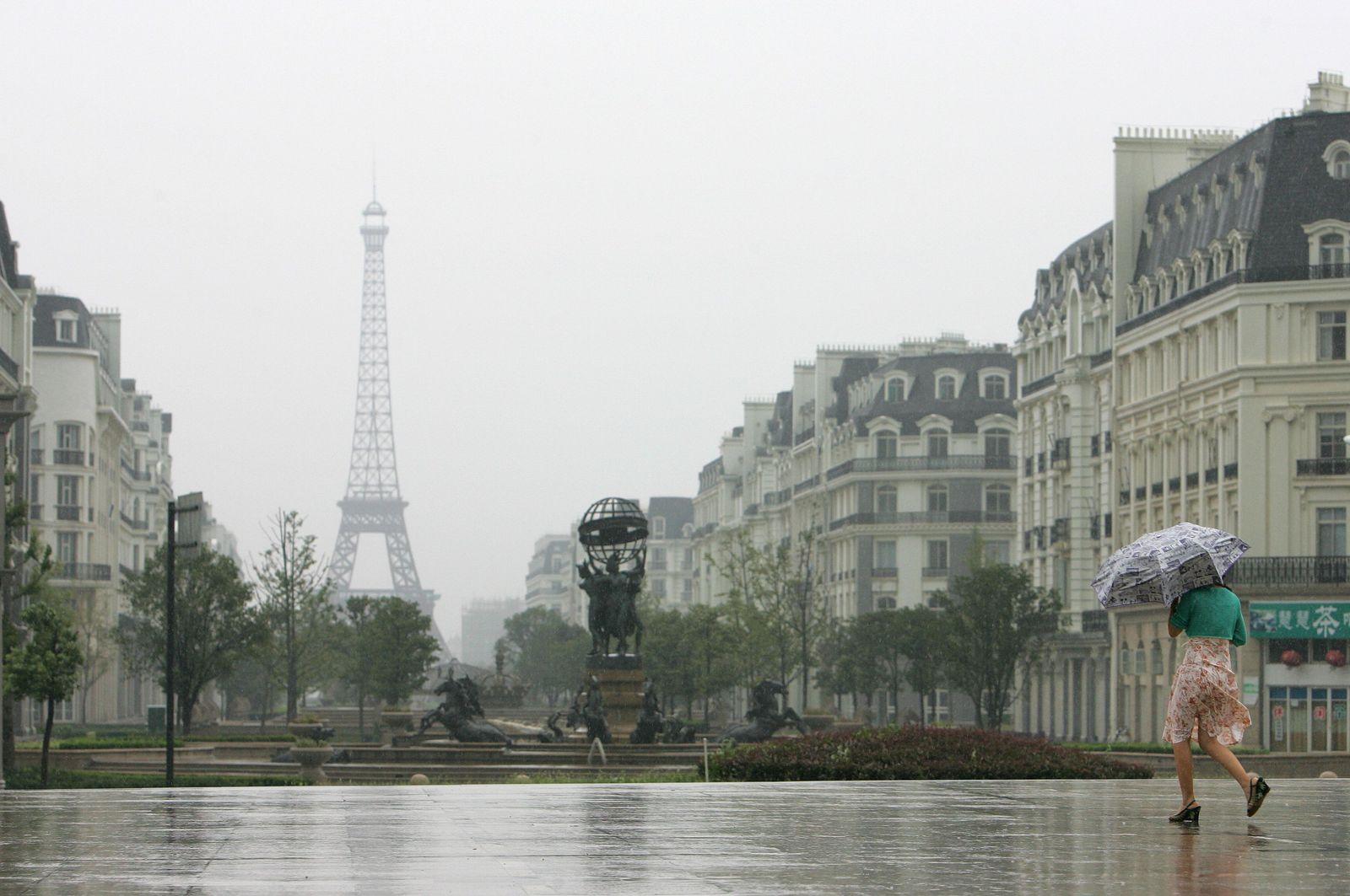 Eifelturm / Mini-Paris / China