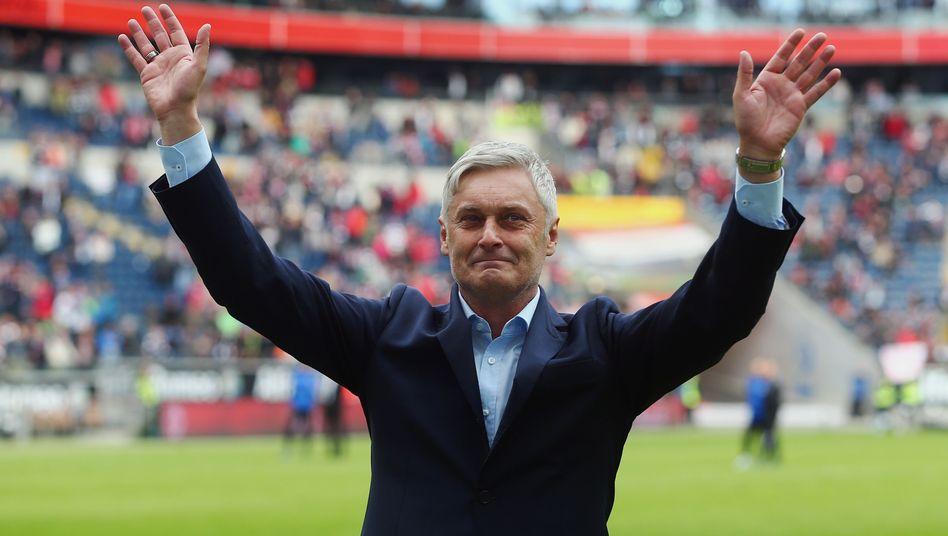 Trainer Veh: Rückkehr nach Stuttgart