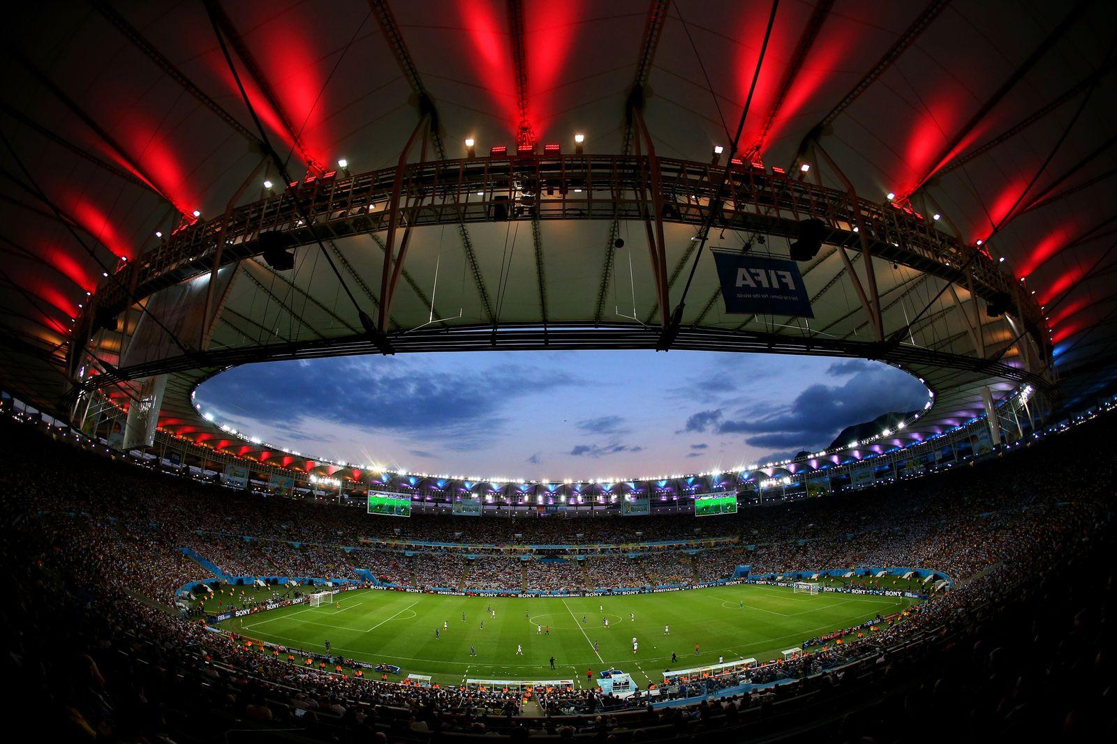 WM / Stadion