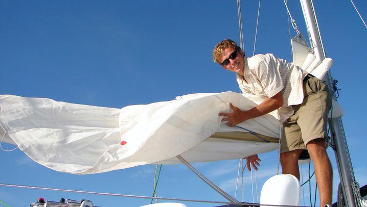 Segler Johannes Erdmann: Leben an Bord