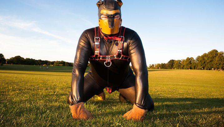 """""""Human Puppies"""": In meiner Freizeit bin ich Rottweiler"""