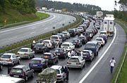Verkehr dosieren, Stau vermeiden?