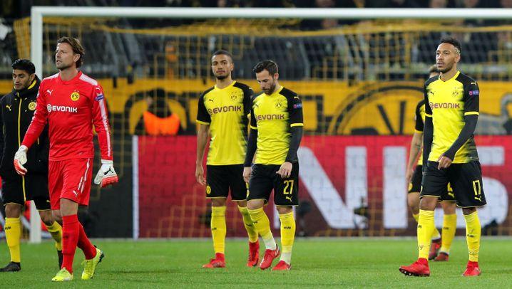 Dortmund gegen Tottenham: Zwei unterschiedliche Gesichter