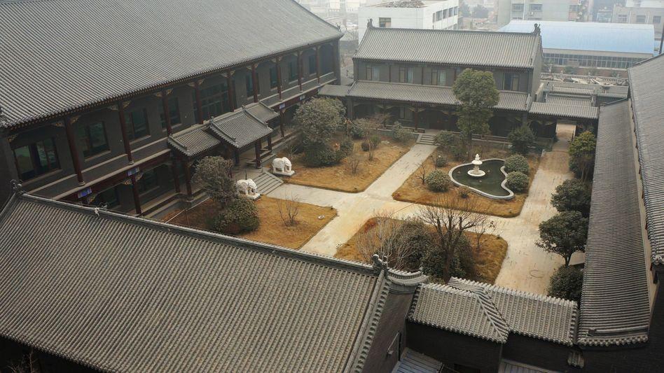 Pompöse Residenz: So lebte Gu Junshan in Puyang