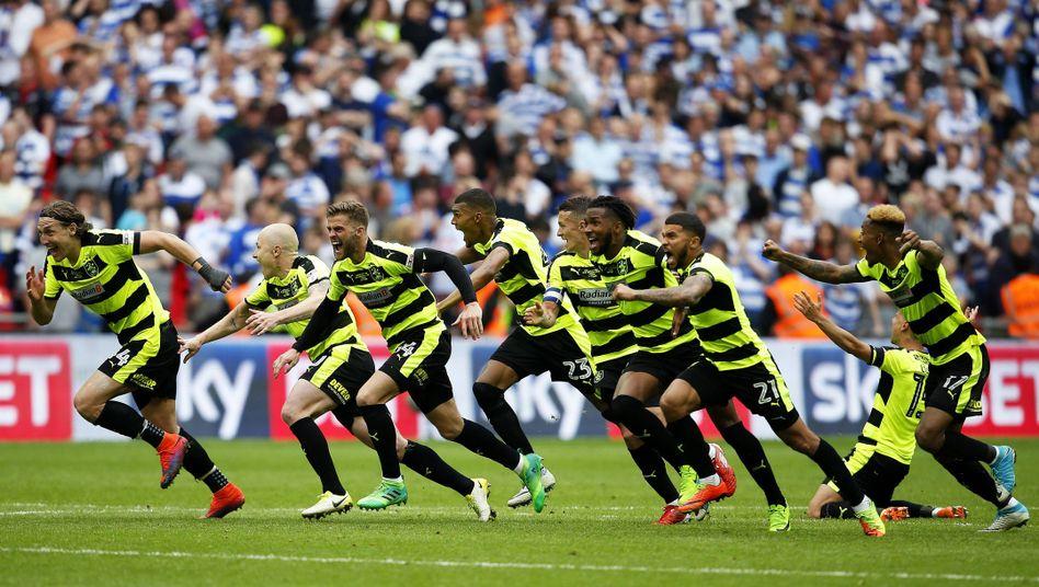 Huddersfield Town Spieler