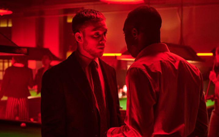 Joe Cole und Sope Dirisu als Kämpfer in der Londoner Unterwelt: Gangstermanieren für Hartgesottene