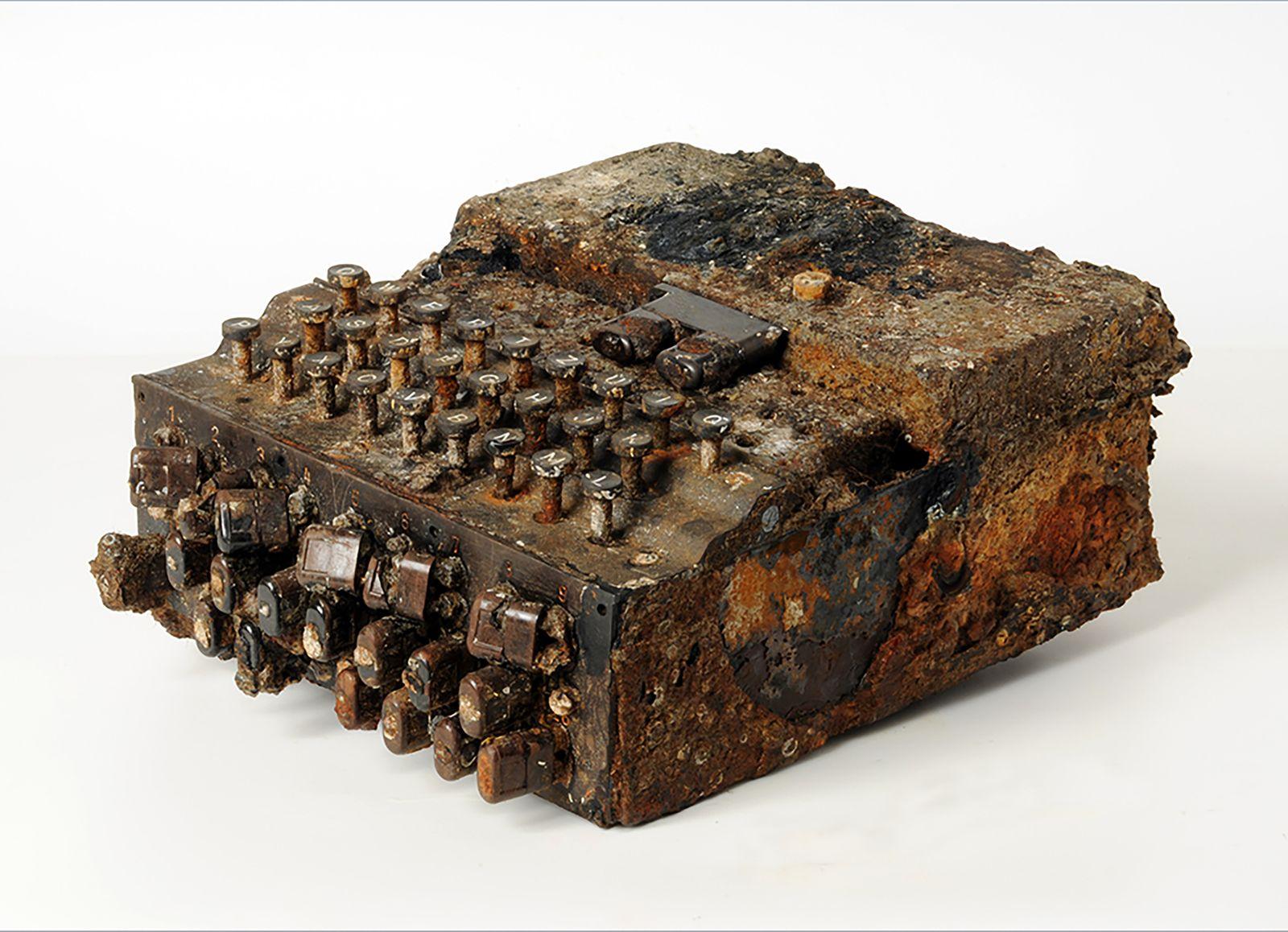 Bergung Enigma