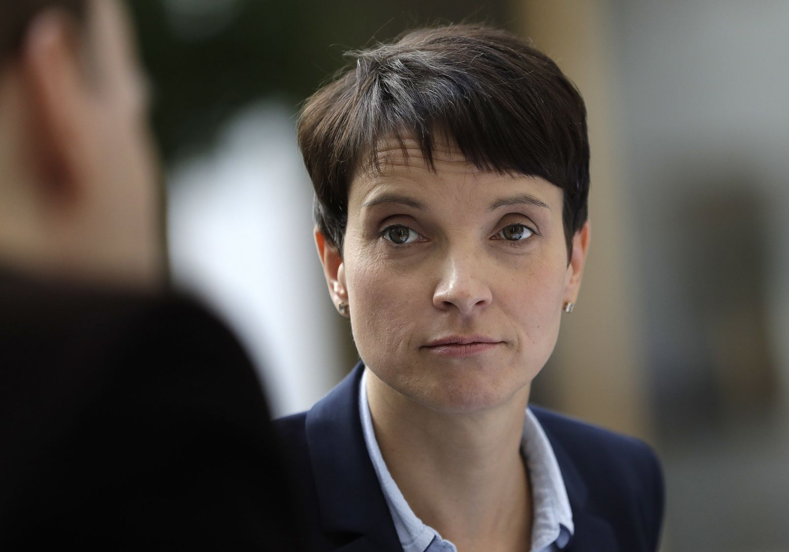 Germany Election Frauke Petry
