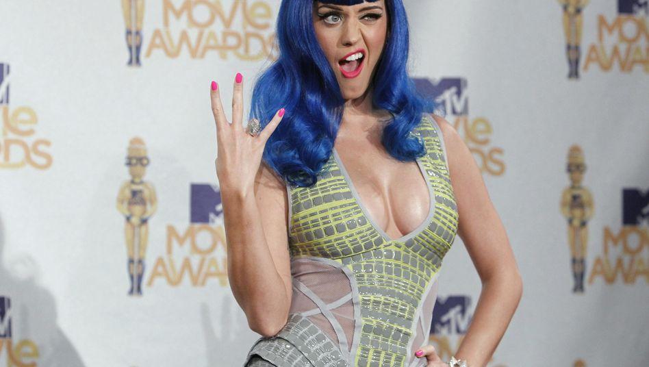 """""""Sesamstraße""""-Clip: Katy Perrys Dekolleté empört Eltern"""