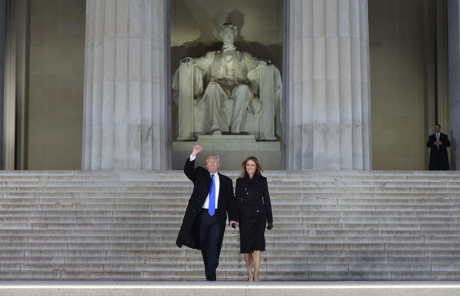 Trump/ Antritt