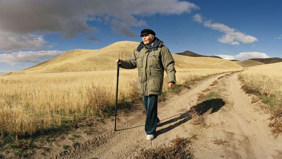 Wanderer: Bewegung könnte erschöpften Krebspatienten helfen