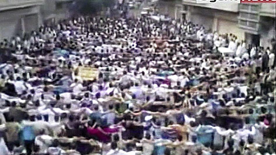 Proteste in Syrien: »Die Bürger müssen geschützt werden«