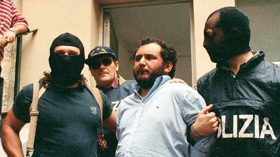 Giovanni Brusca (Archivbild von 1996): Freilassung löst Wirbel aus