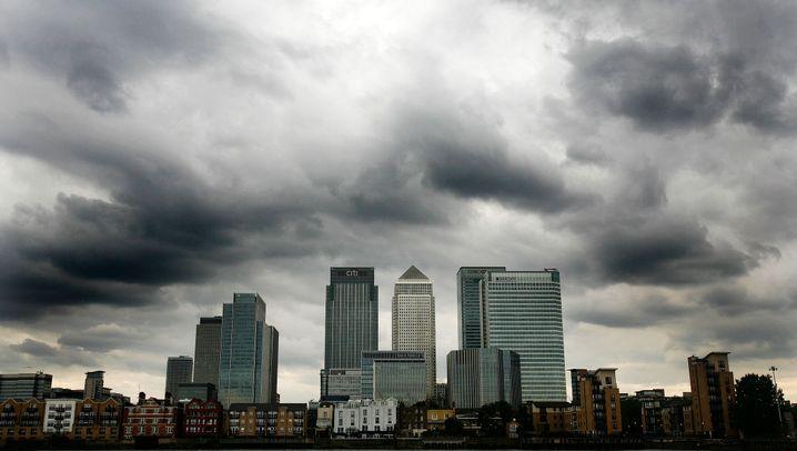 Aktienhändler in London: Im Dauerfeuer der Algorithmen