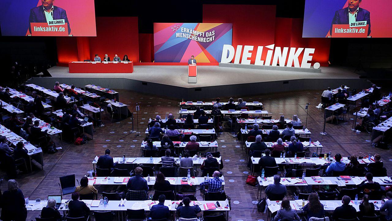 Linke sagen Parteitag ab: Im Machtvakuum