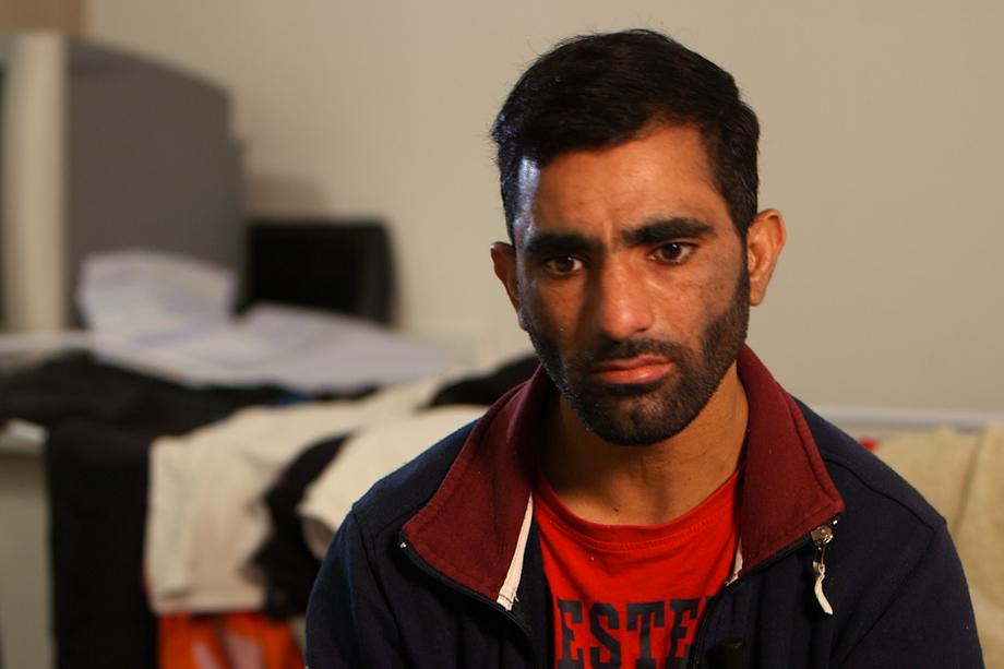 Ibrahim im Gespräch mit dem SPIEGEL: »Wie blind auf mich eingeschlagen«