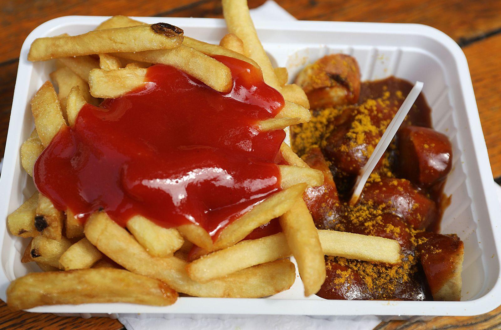 Currywurst Pommes - Fertigmenü-Anbieter Apetito