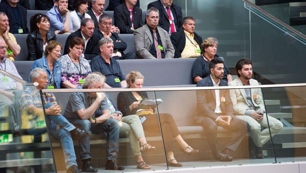 Bushido im Bundestag: Demokratie, du Opfer!