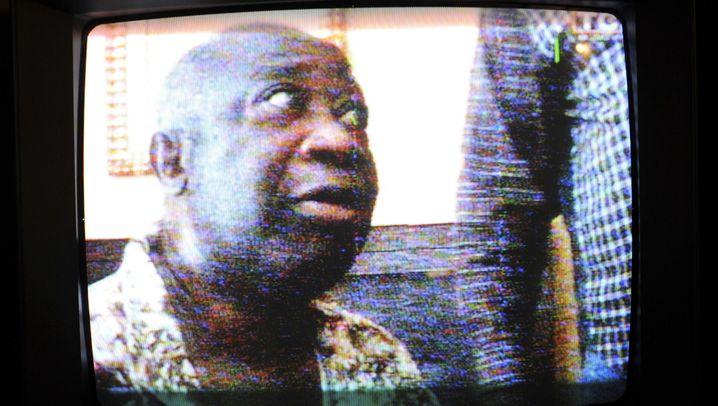 Überraschungscoup: Despot Gbagbo in Gewahrsam
