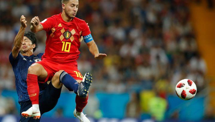 WM 2018: Belgiens goldene Generation