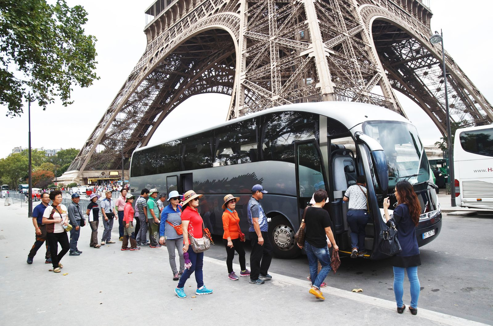 Paris/ Tourismus
