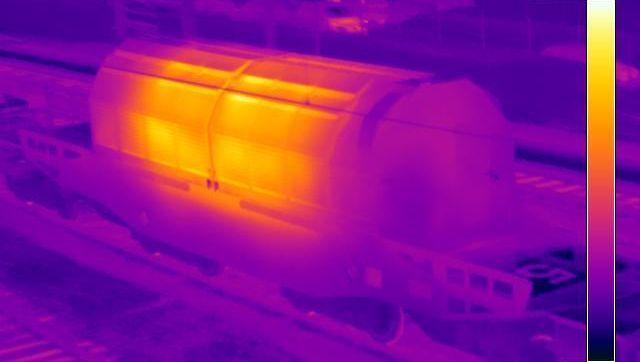 Atommüll unter der Wärmebildkamera: Bessere Wiederverwertung von Rohstoffen