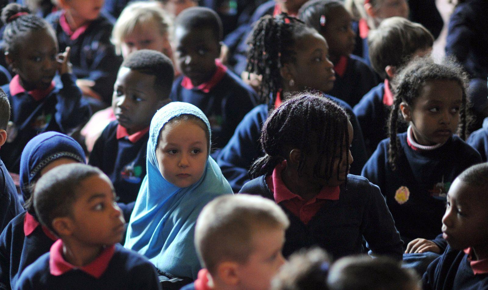 England / Schule / Muslime