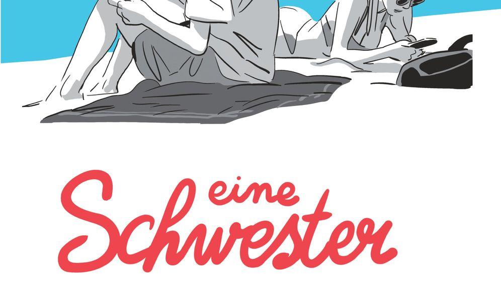 """Graphic Novel """"Eine Schwester"""": Der Zauber eines Sommers"""