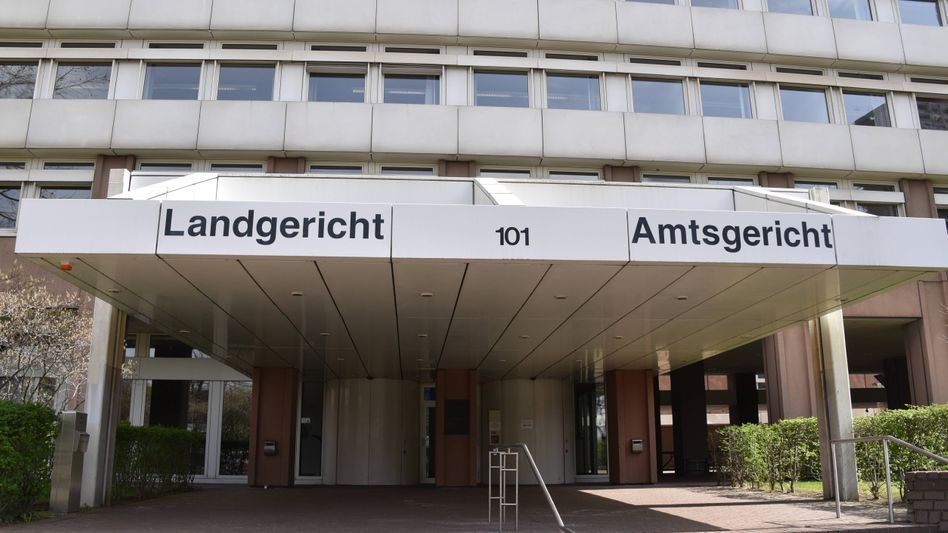 Landgericht Köln (Archivbild)