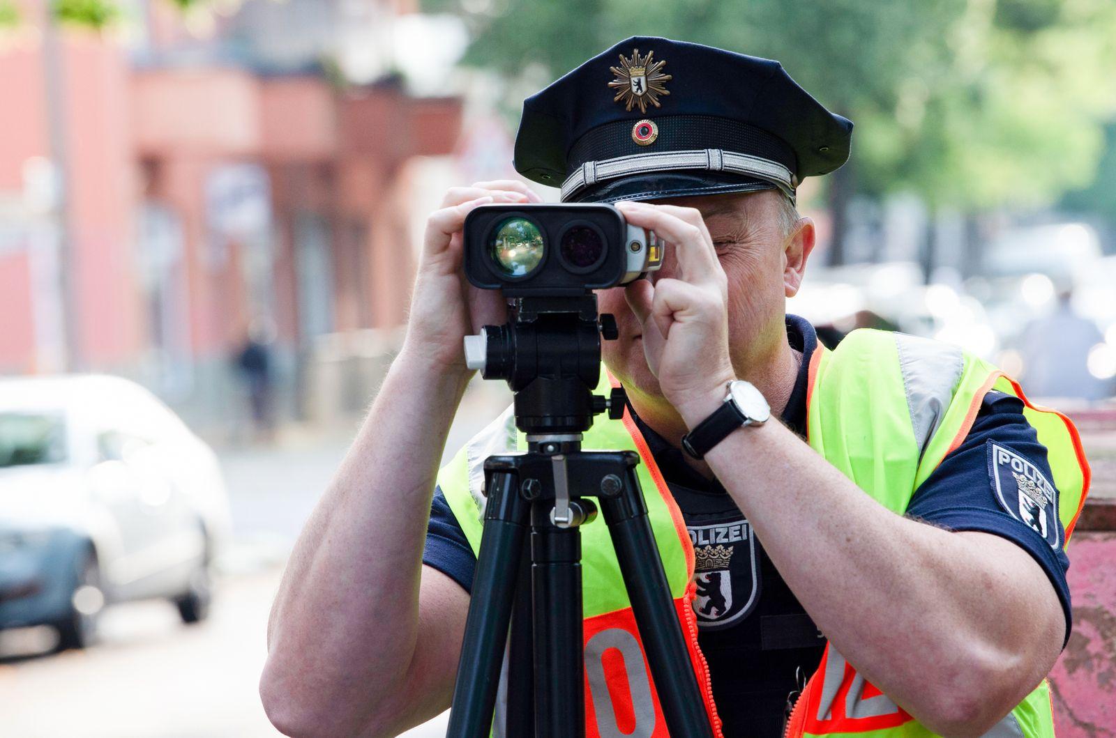 Schulbeginn - Stadtweite polizeiliche
