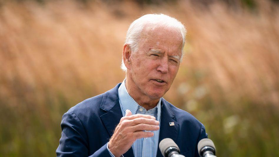 US-Präsident Joe Biden: »Jobs, Jobs, Jobs«