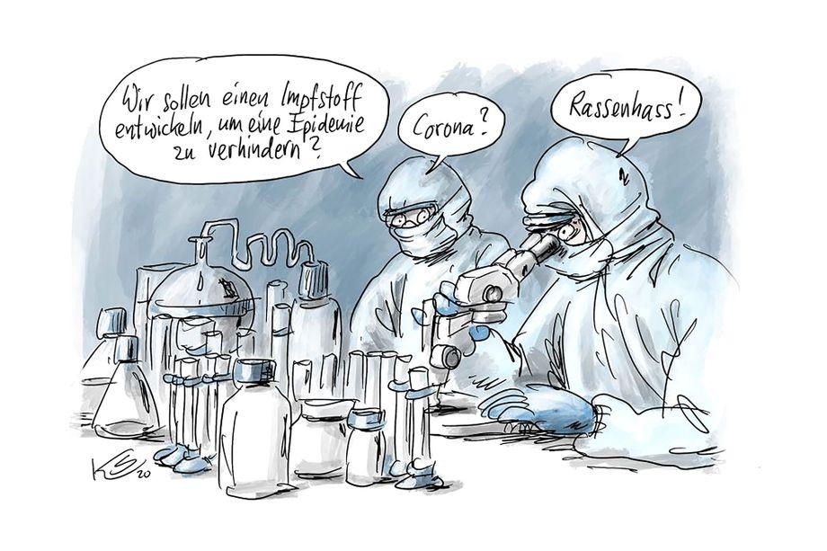 Cartoons der Woche: Auferstanden aus Intrigen