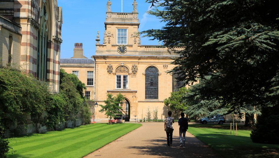 Oxford University: Hier studierte auch Premier Boris Johnson