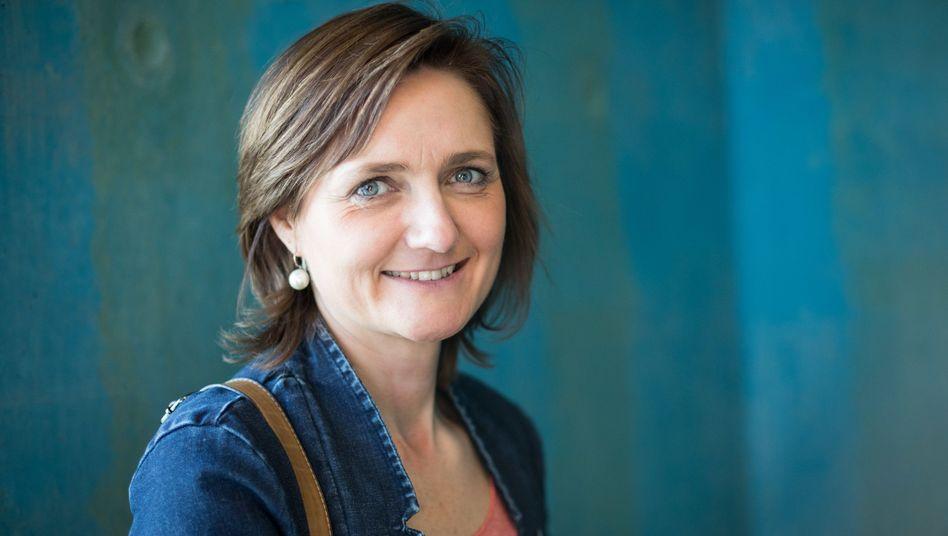Flensburgs Oberbürgermeisterin Simone Lange