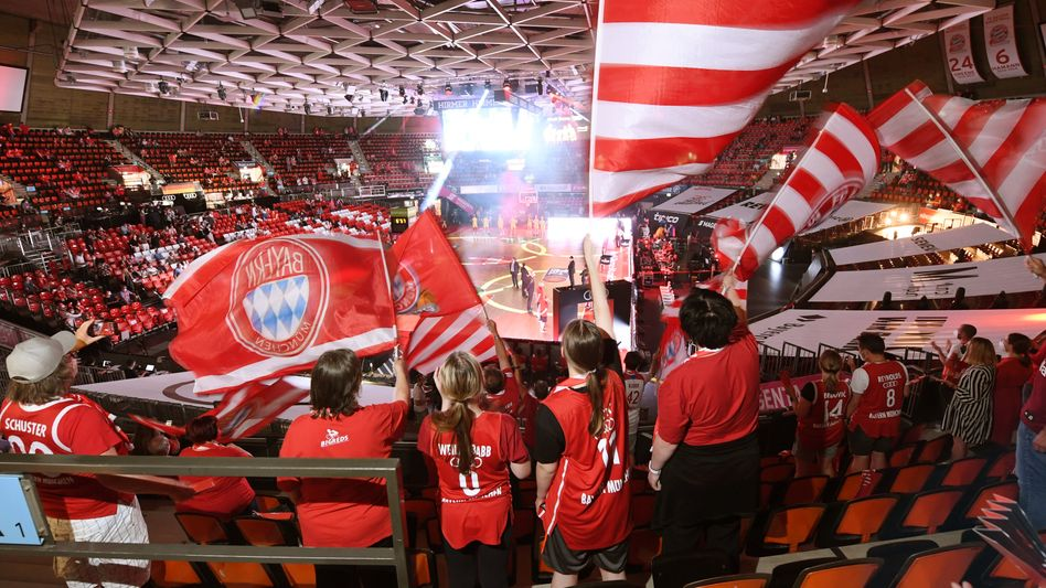 Die Heimspielstätte des FC Bayern