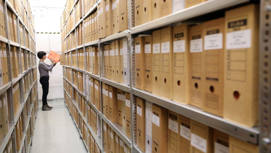 Außenstelle Neubrandenburg der Behörde für Stasi-Unterlagen
