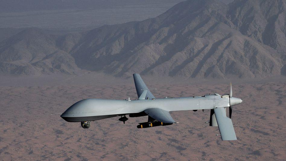 Die Drohne MQ-1 Predator: Die Flugkörper könnten zum großen Geschäft werden