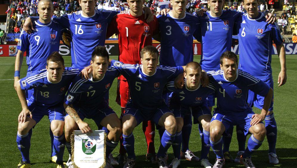 Neuseeland gegen Slowakei: Nachgesetzt in der Nachspielzeit