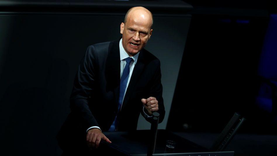 CDU-Politiker Brinkhaus