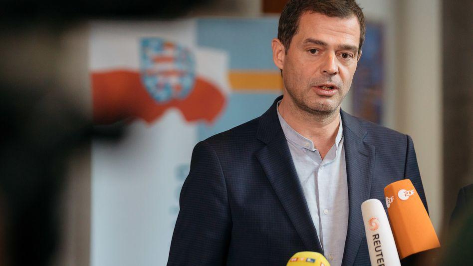 """Thüringens CDU-Chef Mohring: """"Ich verwahre mich gegen diese respektlose Äußerung"""""""