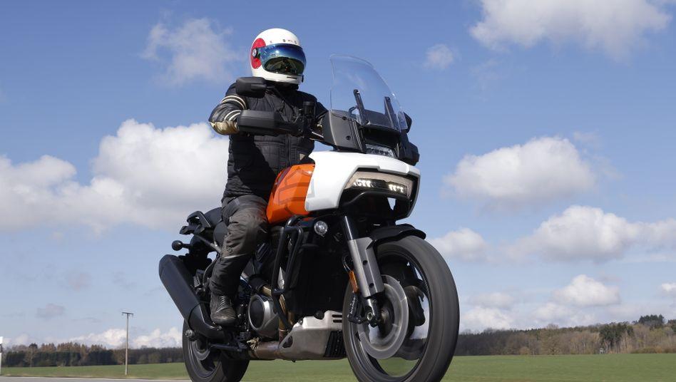 Harley-Davidson mal anders: Die Großenduro Pan America 1250 Special